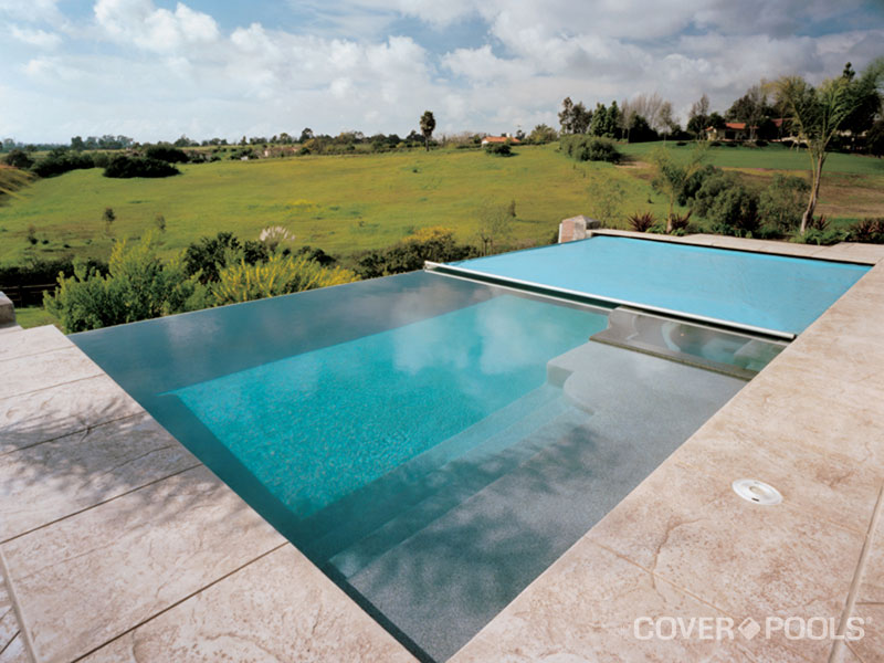 Automatic Pool Covers By Pool Cover Resource